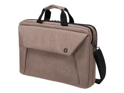 DICOTA Slim Case Plus EDGE 30,5-33,8cm 12-13,3Zoll sandstone