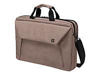 DICOTA Slim Case Plus EDGE 35,6-39,6cm 14-15,6Zoll sandstone - Produktdetailbild 1