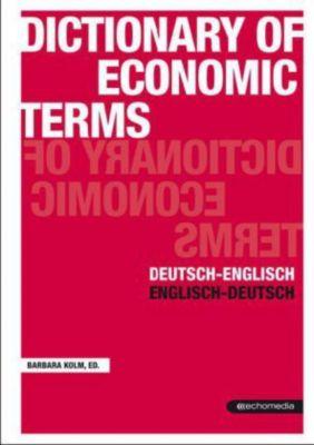 Dictionary of economic terms deutsch englisch englisch for Dictionary englisch deutsch