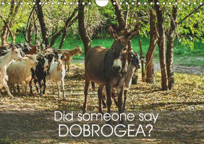 Did someone say Dobrogea? (Wall Calendar 2019 DIN A4 Landscape)