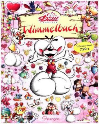 Diddl forever - Wimmelbuch
