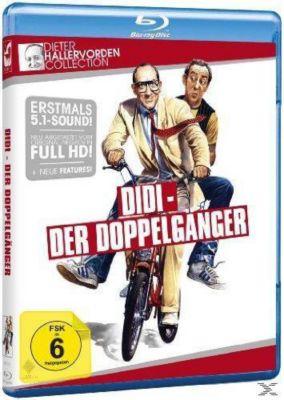 Didi - Der Doppelgänger, Dieter Hallervorden