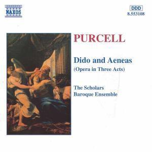 Dido Und Aeneas, The Scholars Baroque Ensemble