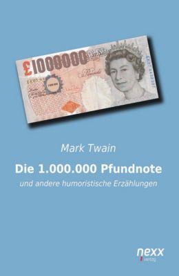 Die 1.000.000 Pfundnote - Mark Twain pdf epub