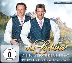 Die 10 Gebote der Heimat (Deluxe Edition), Die Ladiner