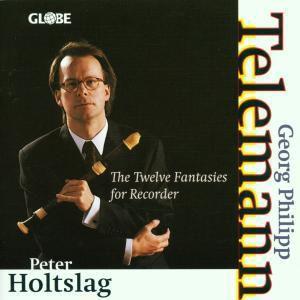 Die 12 Fantasien Für Blockflöte, P.-flöte Holtslag
