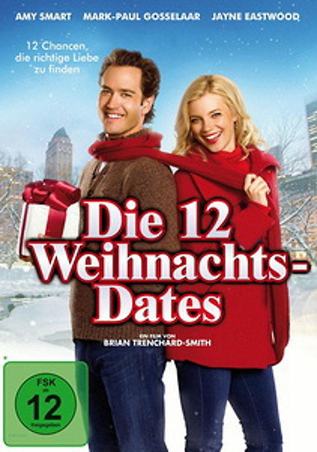 Die 12 Weihnachts-Dates DVD bei Weltbild.de bestellen