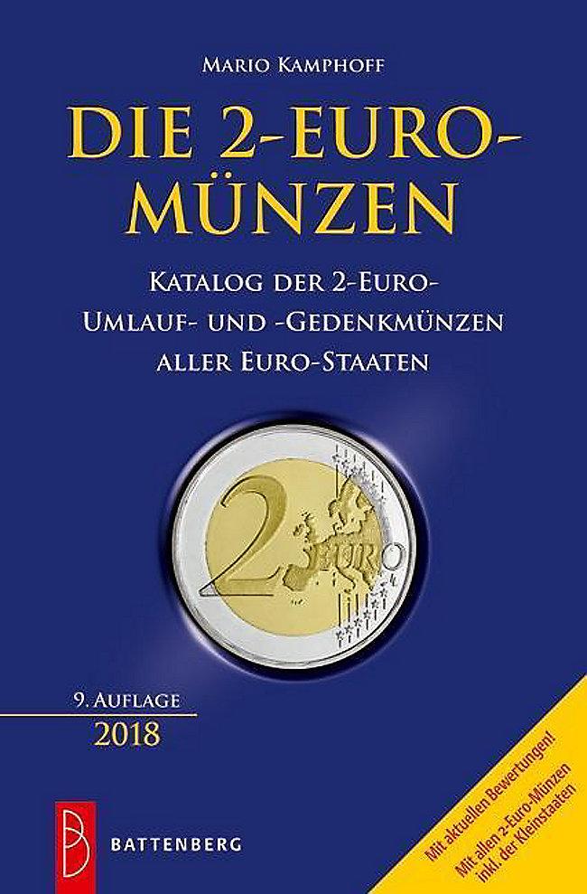 Die 2 Euro Münzen Buch Von Mario Kamphoff Portofrei Weltbildde