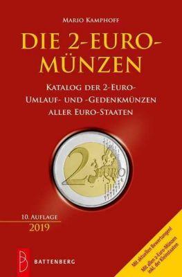 Die 2-Euro-Münzen - Mario Kamphoff |