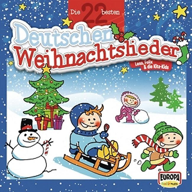 Deutsche Weihnachtslieder Zum Mitsingen.Die 22 Besten Deutschen Weihnachtslieder Von Felix Die Kita Kids