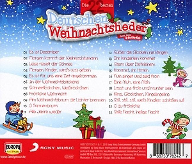 Deutsche Kinder Weihnachtslieder.Die 22 Besten Deutschen Weihnachtslieder Von Felix Die Kita Kids