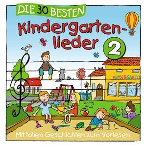 Die 30 besten Kindergartenlieder 2, Simone Sommerland, Karsten Glück, Die Kita-Frösche