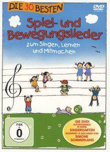 Die 30 besten Spiel- und Bewegungslieder, Karsten Glück & Die Kita-Frösche Simone Sommerland
