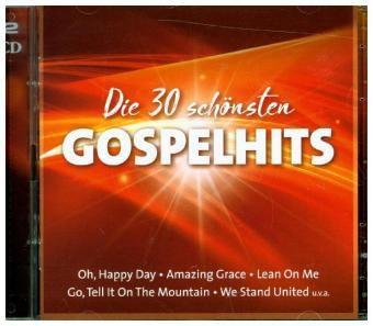 Die 30 Schönsten Gospelhits, Diverse Interpreten