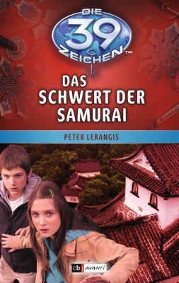 Die 39 Zeichen Band 3: Das Schwert der Samurai, Peter Lerangis