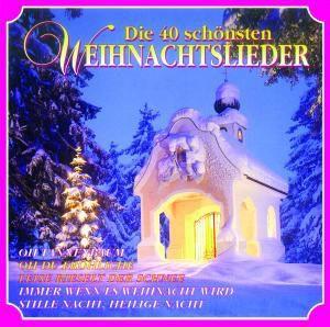 Die 40 Schönsten Weihnachtslieder, Diverse Interpreten