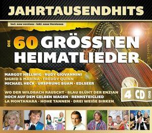 Die 60 Grössten Heimatlieder, Jahrtausendhits