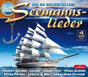 Die 60 schönsten Seemannslieder, Diverse Interpreten