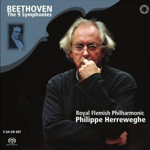 Die 9 Sinfonien, Philippe Herreweghe, Royal Flemish Philharmonic