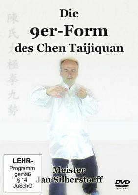 Die 9er-Form des Chen Taijiquan, 1 DVD-Video, Jan Silberstorff