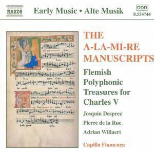 Die A-La-Mi-Re Manuskripte, Capilla Flamenca