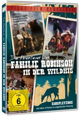 Die Abenteuer der Familie Robinson in der Wildnis, Arthur R. Dubs