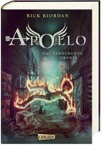 Die Abenteuer des Apollo: Das verborgene Orakel - Rick Riordan pdf epub