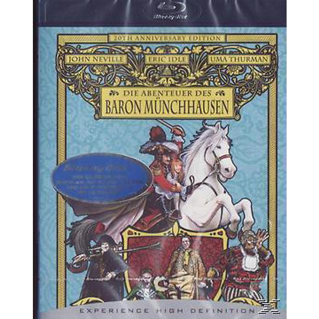 Die Abenteuer des Baron Münchhausen Blu-ray DVD   Weltbild.de