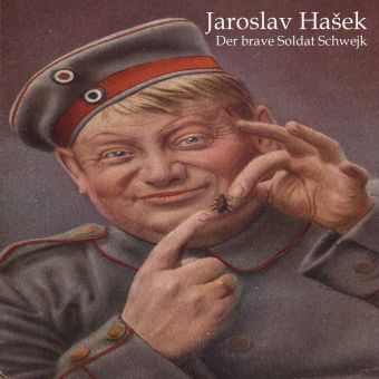 Die Abenteuer des braven Soldaten Schwejk, Audio-CD, Jaroslav Hasek