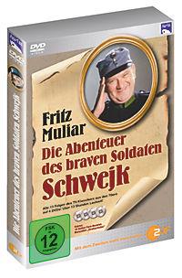 Die Abenteuer des braven Soldaten Schwejk, DVD - Produktdetailbild 1