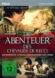 Die Abenteuer des Chevalier de Recci - Die komplette Serie, Pierre Petit