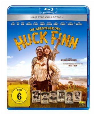 Die Abenteuer des Huck Finn, Sascha Arango, Mark Twain