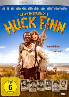 Die Abenteuer des Huck Finn, Mark Twain