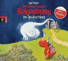 Die Abenteuer des kleinen Drachen Kokosnuss Band 10: Der kleine Drache Kokosnuss im Spukschloss (Audio-CD), Ingo Siegner