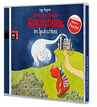 Die Abenteuer des kleinen Drachen Kokosnuss Band 10: Der kleine Drache Kokosnuss im Spukschloss (Audio-CD) - Produktdetailbild 1