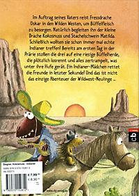 Die Abenteuer des kleinen Drachen Kokosnuss Band 16: Der kleine Drache Kokosnuss bei den Indianern - Produktdetailbild 2