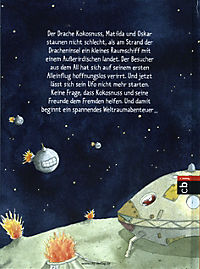 Die Abenteuer des kleinen Drachen Kokosnuss Band 17: Der kleine Drache Kokosnuss im Weltraum - Produktdetailbild 2