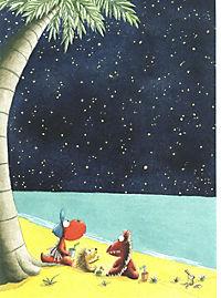 Die Abenteuer des kleinen Drachen Kokosnuss Band 17: Der kleine Drache Kokosnuss im Weltraum - Produktdetailbild 3