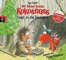 Die Abenteuer des kleinen Drachen Kokosnuss Band 18: Der kleine Drache Kokosnuss reist in die Steinzeit (1 Audio-CD), Ingo Siegner