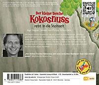 Die Abenteuer des kleinen Drachen Kokosnuss Band 18: Der kleine Drache Kokosnuss reist in die Steinzeit (1 Audio-CD) - Produktdetailbild 1