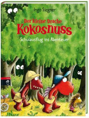 Die Abenteuer des kleinen Drachen Kokosnuss Band 19: Schulausflug ins Abenteuer - Ingo Siegner pdf epub