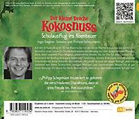 Die Abenteuer des kleinen Drachen Kokosnuss Band 19: Schulausflug ins Abenteuer (1 Audio-CD) - Produktdetailbild 1