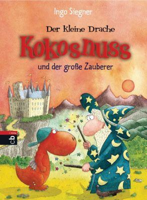 Die Abenteuer des kleinen Drachen Kokosnuss Band 3: Der kleine Drache Kokosnuss und der große Zauberer, Ingo Siegner