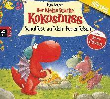 Die Abenteuer des kleinen Drachen Kokosnuss Band 5: Schulfest auf dem Feuerfelsen (Audio-CD), Ingo Siegner