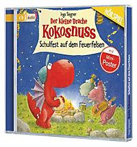 Die Abenteuer des kleinen Drachen Kokosnuss Band 5: Schulfest auf dem Feuerfelsen (Audio-CD) - Produktdetailbild 1