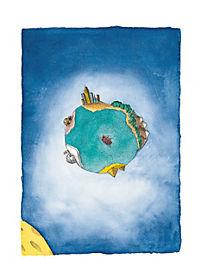 Die Abenteuer des kleinen Drachen Kokosnuss Band 6: Der kleine Drache Kokosnuss und seine Abenteuer - Produktdetailbild 1