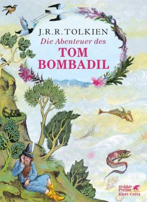 Die Abenteuer des Tom Bombadil - J.R.R. Tolkien |