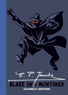 Die Abenteuer von Blake und Mortimer, Gesammelte Abenteuer, Edgar P. Jacobs