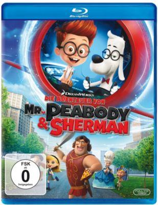 Die Abenteuer von Mr. Peabody & Sherman ProSieben Blockbuster Tipp, Ted Key, Craig Wright