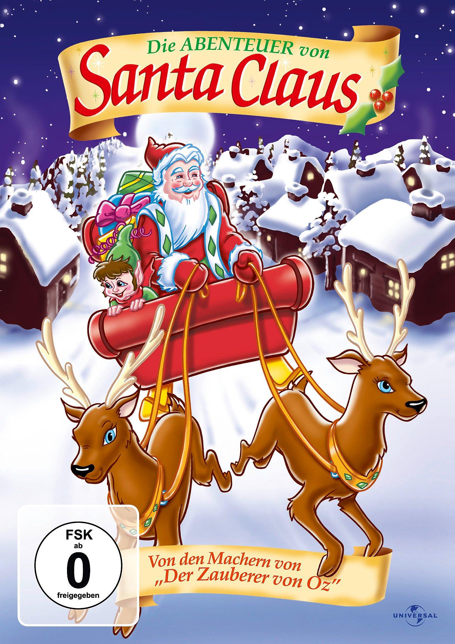 Die Abenteuer Von Santa Claus Stream